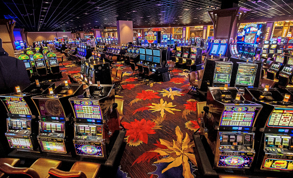 The Death Of Online Casino And The Best Way To Avoid It